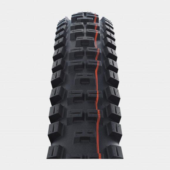 Däck Schwalbe Big Betty ADDIX Soft Super Gravity TLE 62-622 (29 x 2.40) vikbart