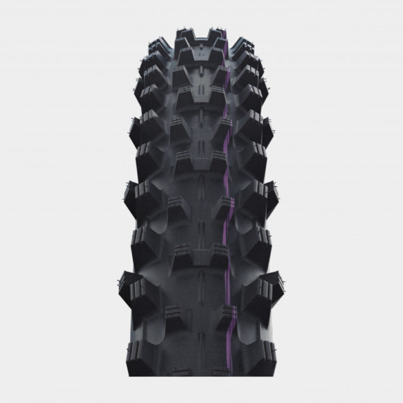 Däck Schwalbe Dirty Dan ADDIX Ultra Soft Super Downhill TLE 60-622 (29 x 2.35) vikbart