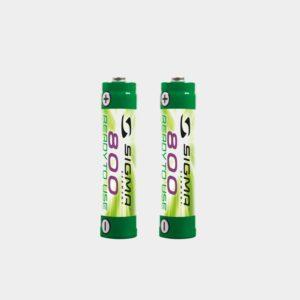 Batteri AAA, NIMH, 800 mAh, 2-pack