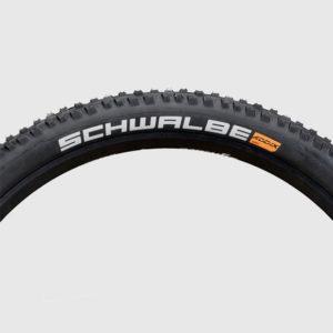 Däck Schwalbe Nobby Nic ADDIX Soft Super Trail TLE 60-622 (29 x 2.35) vikbart