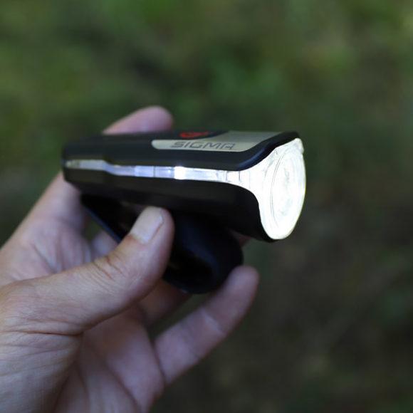 Framlampa Sigma Aura 80 USB