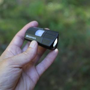 Framlampa Sigma Buster 100