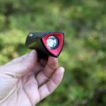 Framlampa Sigma Buster 700 + hjälmfäste