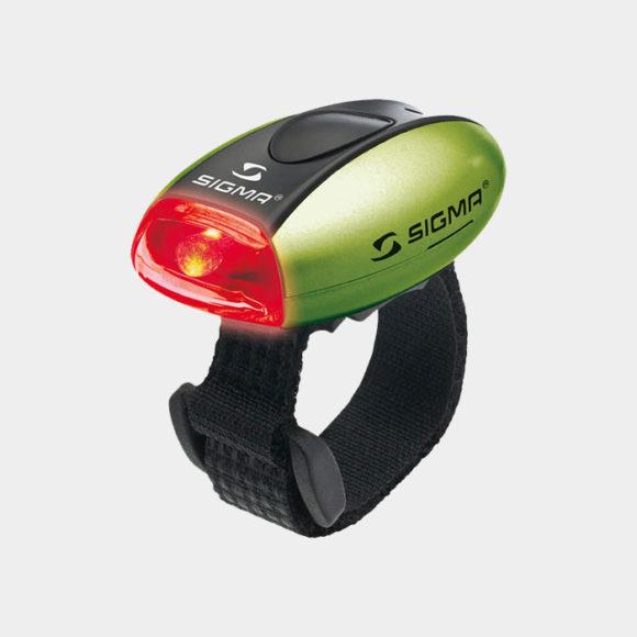 Baklampa Sigma Micro, grön