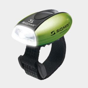 Framlampa Sigma Micro, silver