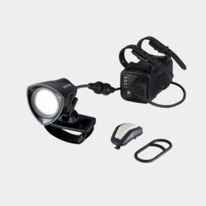 Hjälmlampa Sigma Buster 2000 + styrfäste