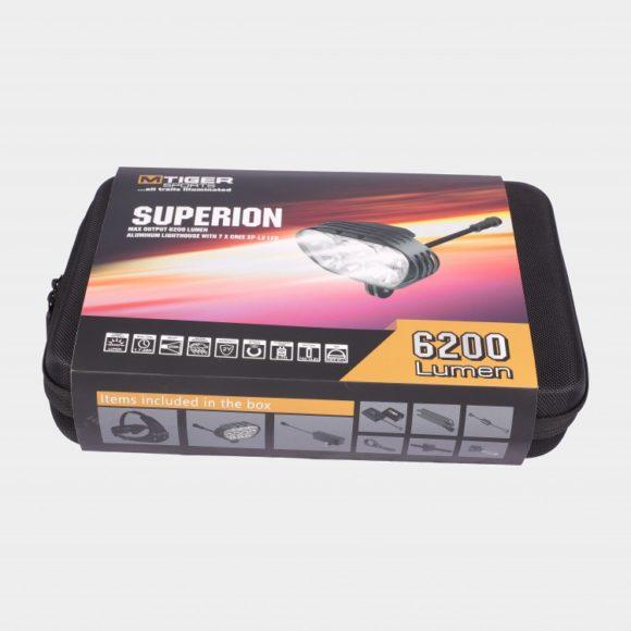 Pannlampa M-Tiger Superion Plus