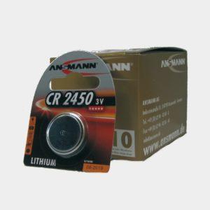 Batteri CR 2450