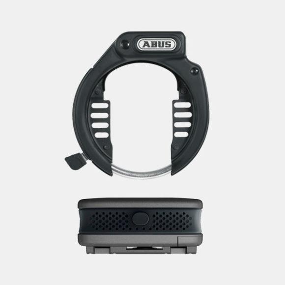 Ramlås ABUS Amparo 485 LH, NR + Larm ABUS Alarmbox, svart
