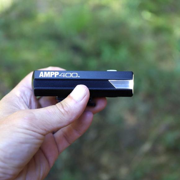 Framlampa CatEye Ampp 400