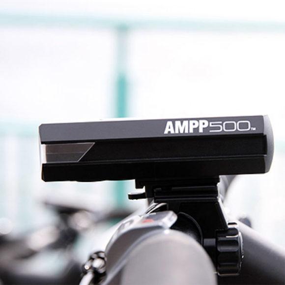 Framlampa CatEye Ampp 500
