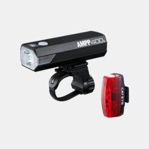 Lampset CatEye Ampp 400 / Rapid Micro