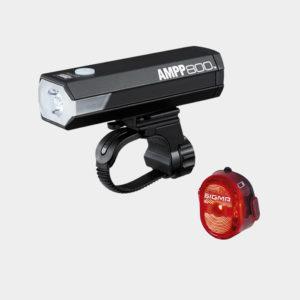 Lampset CatEye Ampp 800 / Sigma Nugget II