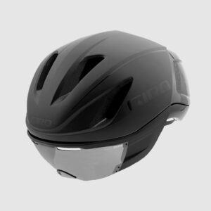 Cykelhjälm Giro Vanquish MIPS Matte Black/Gloss Black, Small (51 - 55 cm)