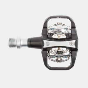 Pedaler M-Wave Drag-C1 Klick, 1 par, SPD, svart, inkl. klossar