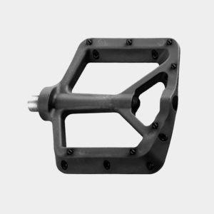 Pedaler M-Wave Plattform Freedom CS, 1 par, Plattformspedal, svart