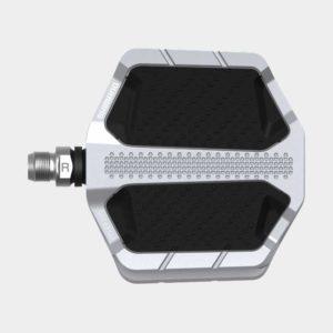 Pedaler Shimano EF205, 1 par, Plattformspedal, silver