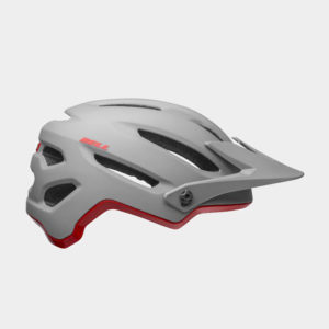Cykelhjälm Bell 4Forty MIPS Matte/Gloss Dark Grey/Crimson, Medium (55 - 59 cm)