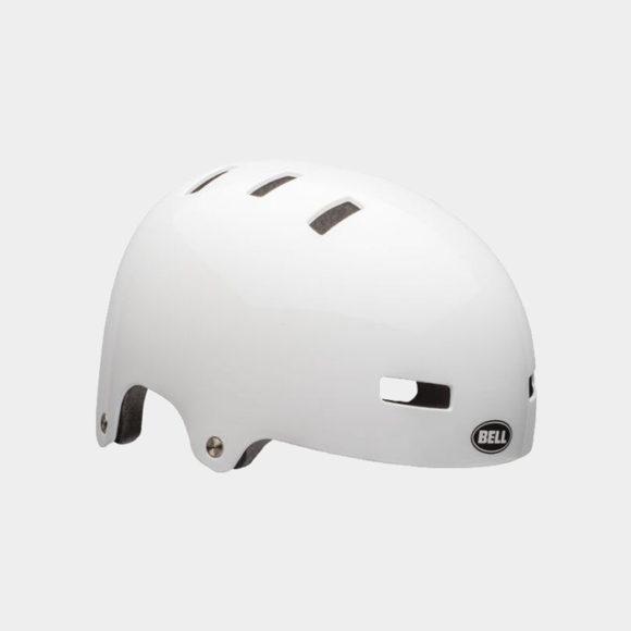 Cykelhjälm Bell Local White, Large (59 - 61.5 cm)