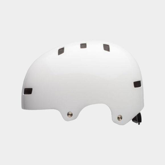 Cykelhjälm Bell Span White, X-Small (49 - 53 cm)