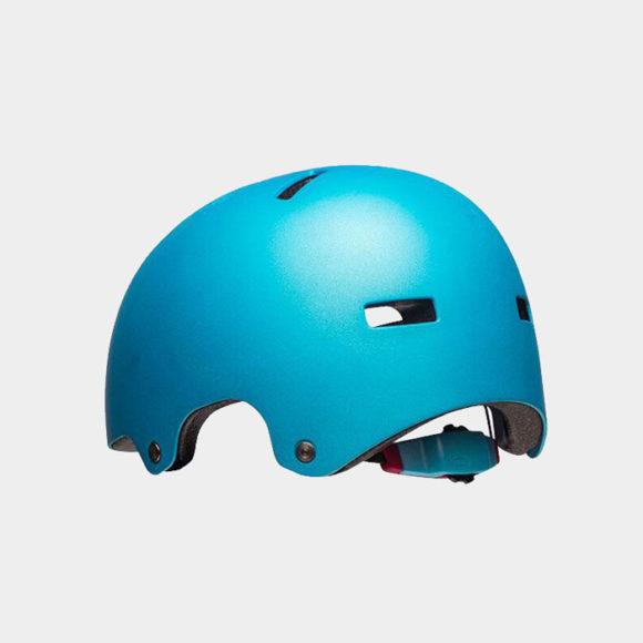 Cykelhjälm Bell Span Matte Bright Blue, Small (51 - 55 cm)