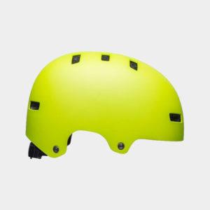 Cykelhjälm Bell Span Matte Bright Green, X-Small (49 - 53 cm)