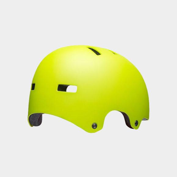 Cykelhjälm Bell Span Matte Bright Green, Small (51 - 55 cm)