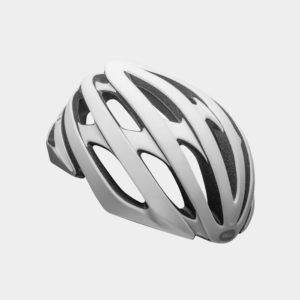 Cykelhjälm Bell Stratus MIPS Matte/Gloss White/Silver, Large (58 - 62 cm)