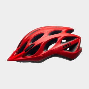 Cykelhjälm Bell Tracker Matte Red, Universal Adult (54 - 61 cm)