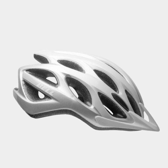 Cykelhjälm Bell Traverse MIPS White/Silver, Universal Adult (54 - 61 cm)