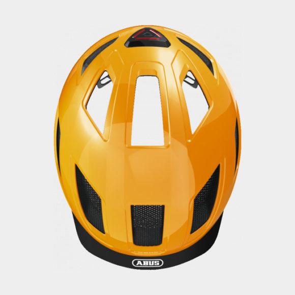 Cykelhjälm ABUS Hyban 2.0 Icon Yellow, Large (56 - 61 cm)