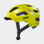 Cykelhjälm ABUS Hyban 2.0 Signal Yellow, Medium (52 - 58 cm)