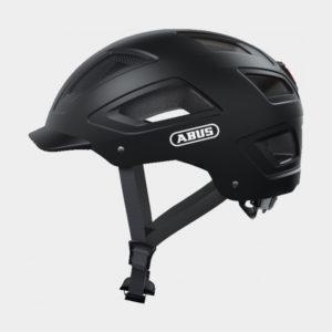 Cykelhjälm ABUS Hyban 2.0 Velvet Black, Medium (52 - 58 cm)