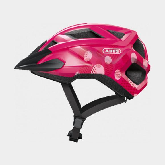 Cykelhjälm ABUS MountZ Fuchsia Pink, Small (48 - 54 cm)