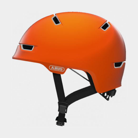 Cykelhjälm ABUS Scraper 3.0 ACE Signal Orange, Medium (54 - 58 cm)