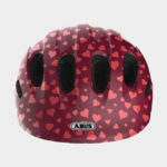 Cykelhjälm ABUS Smiley 2.0 Cherry Heart, Medium (50 - 55 cm)