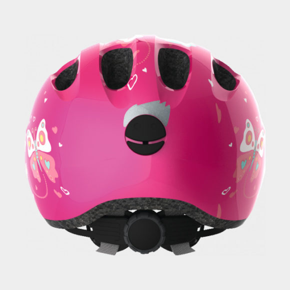 Cykelhjälm ABUS Smiley 2.0 Pink Butterfly, Small (45 - 50 cm)