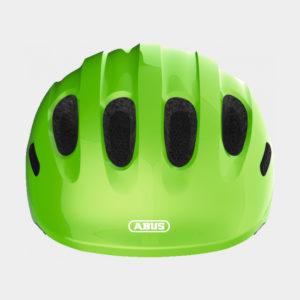 Cykelhjälm ABUS Smiley 2.0 Sparkling Green, grönt spänne, Medium (50 - 55 cm)