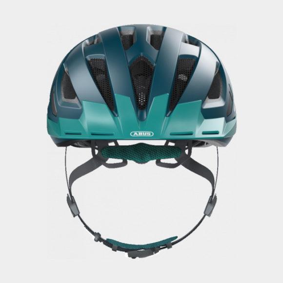 Cykelhjälm ABUS Urban-I 3.0 Core Green, Small (51 - 55 cm)