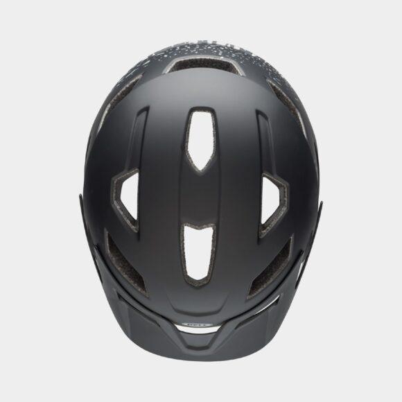 Cykelhjälm Bell Annex Shield MIPS Matte Black, Large (52 - 56 cm)