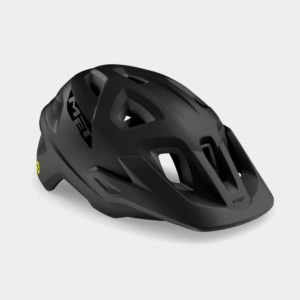 Cykelhjälm MET Echo MIPS Matte Black, Small/Medium (52 - 57 cm)