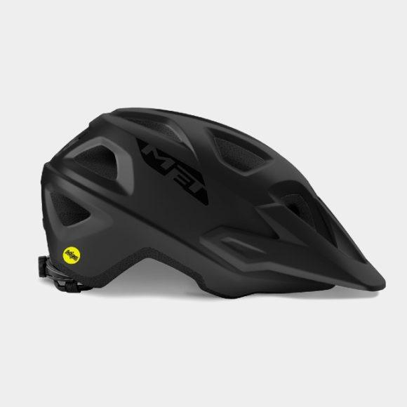 Cykelhjälm MET Echo MIPS Matte Black, Large/X-Large (60 - 64 cm)