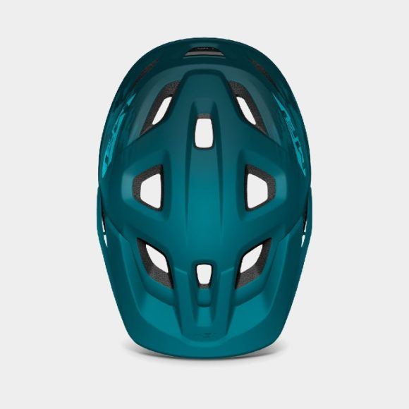 Cykelhjälm MET Echo MIPS Petrol Blue, Medium/Large (57 - 60 cm)