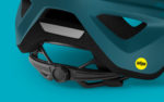 Cykelhjälm MET Echo MIPS Petrol Blue, Medium/Large (57 - 60 cm)
