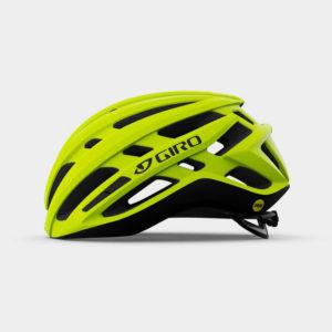 Cykelhjälm Giro Agilis MIPS Highlight Yellow, Medium (55 - 59 cm)