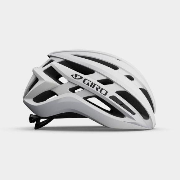 Cykelhjälm Giro Agilis MIPS Matte White, Large (59 - 63 cm)