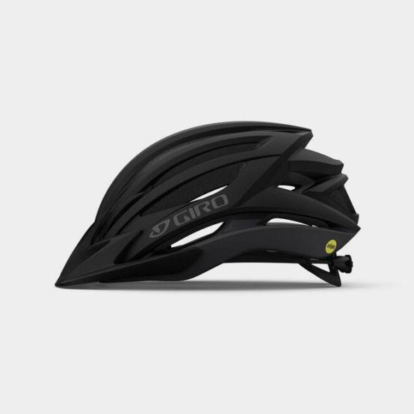 Cykelhjälm Giro Artex MIPS Matte Black, Medium (55 - 59 cm)