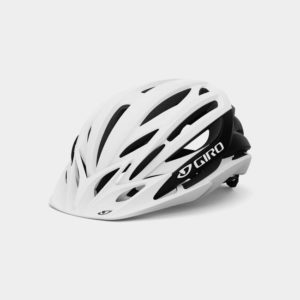 Cykelhjälm Giro Artex MIPS Matte White Black, Small (52 - 55.5 cm)