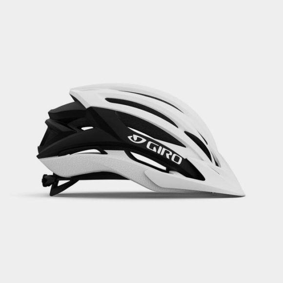 Cykelhjälm Giro Artex MIPS Matte White Black, Medium (55 - 59 cm)