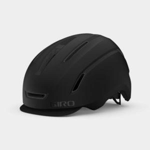 Cykelhjälm Giro Caden LED MIPS Matte Black, Small (51 - 55 cm)